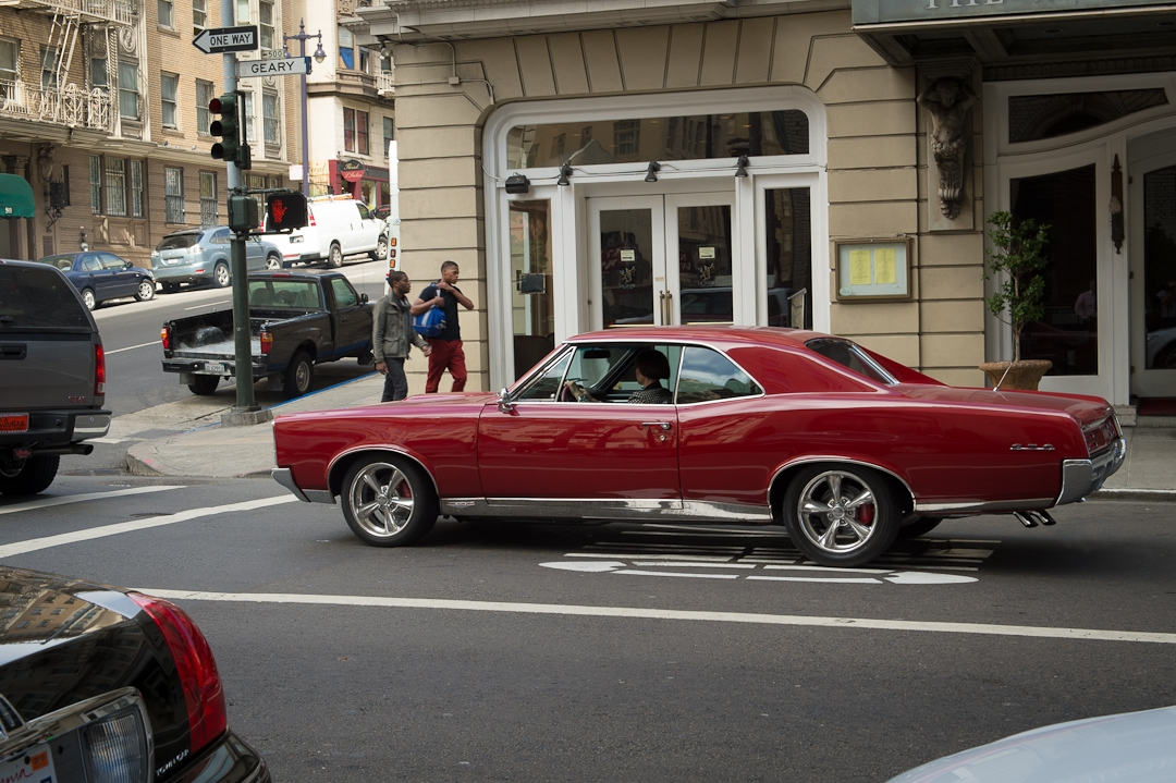 Pontiac GTO.