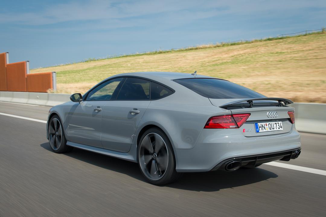 2013 Audi Rs7 In Nardograu Fahrbericht Meiner Probefahrt