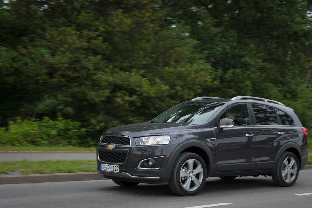 2013 Chevrolet Captiva Ltz 22 Diesel 4wd Fahrbericht Einer