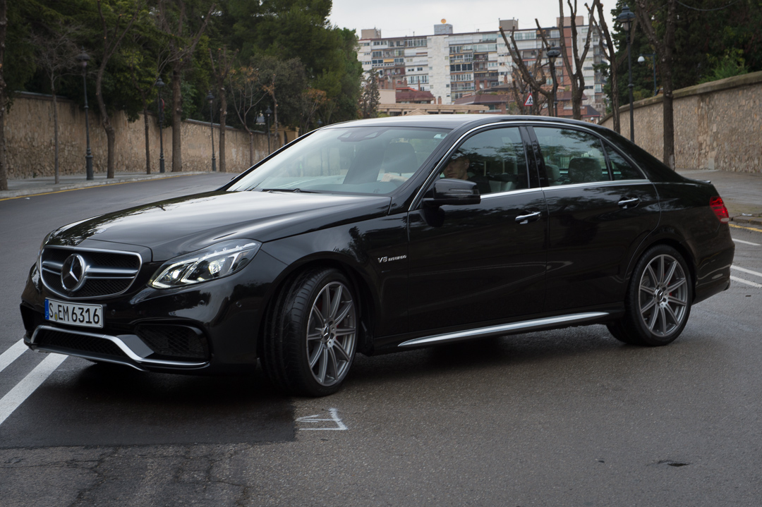 Mercedes Benz S Matic Coupe
