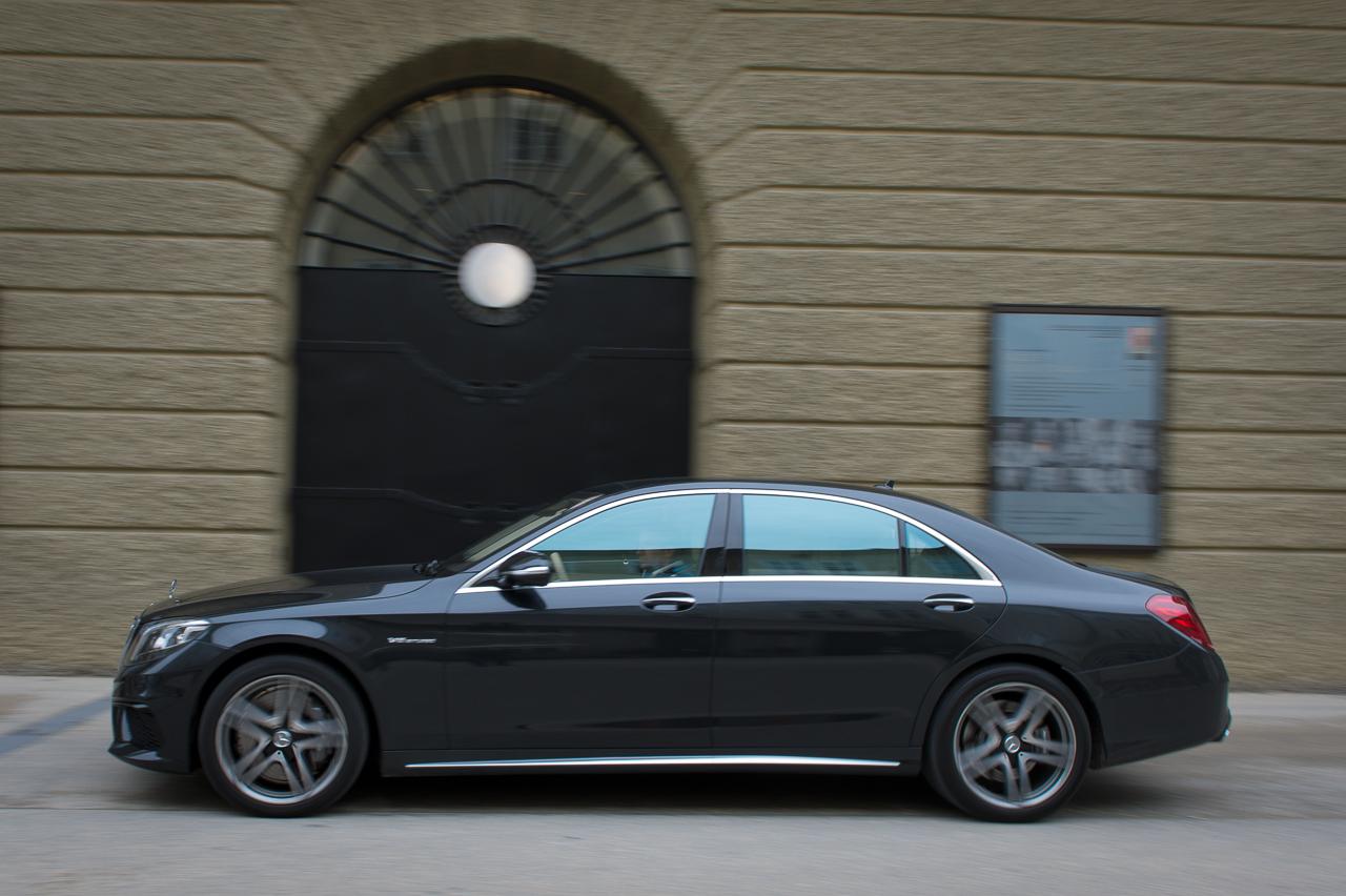 Kraft und luxus vereint unterwegs mit dem 2013 mercedes for Mercedes benz of connecticut