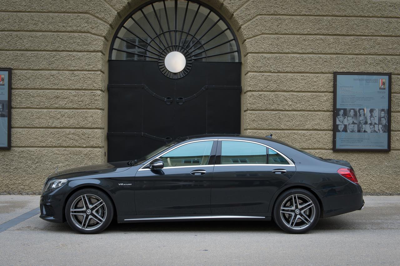 Kraft und luxus vereint unterwegs mit dem 2013 mercedes for 2013 mercedes benz s63 amg
