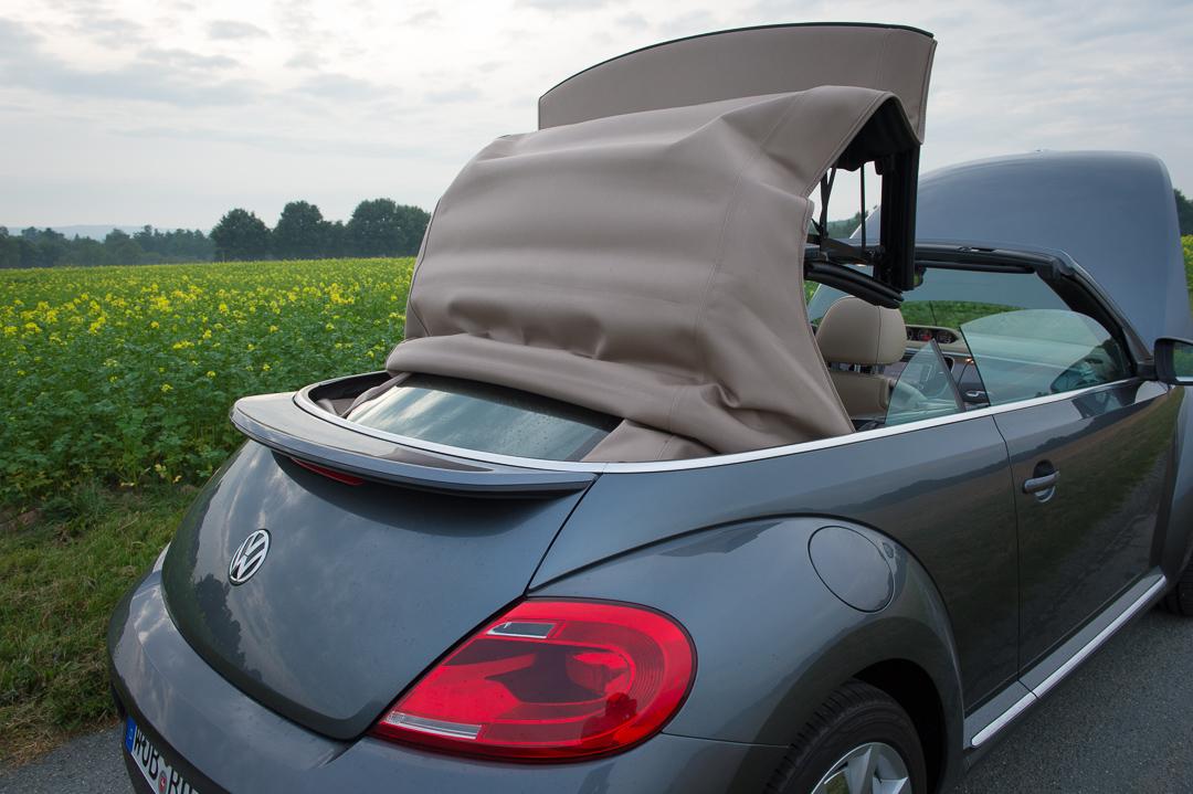im alltagstest  volkswagen vw beetle cabriolet  tdi  auto geil