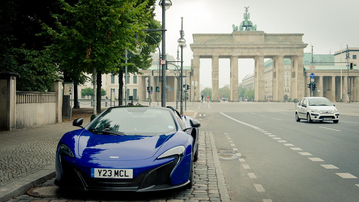 """2014 mclaren 650s spider und die lust am fahren › """"auto .. geil"""""""
