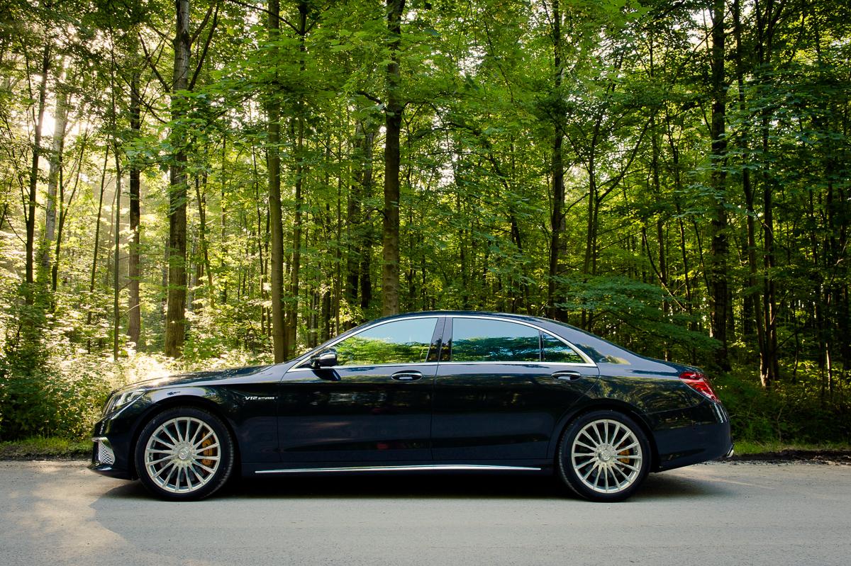 Luxus Pur Und Leistung Satt Unterwegs Mit Dem 2014