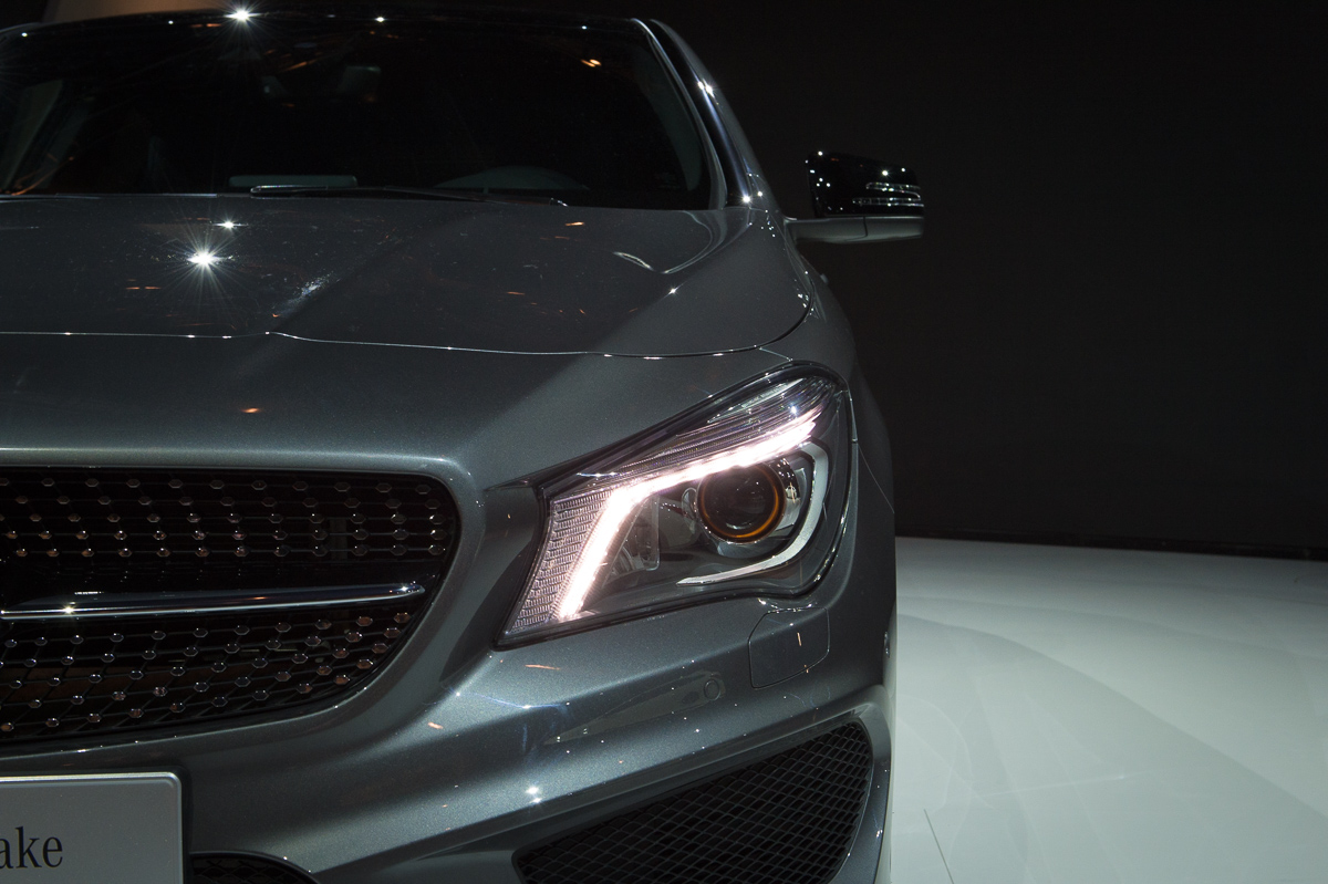 Fotos Weltpremiere: 2015 Mercedes-Benz CLA 250 4MATIC Shooting Brake