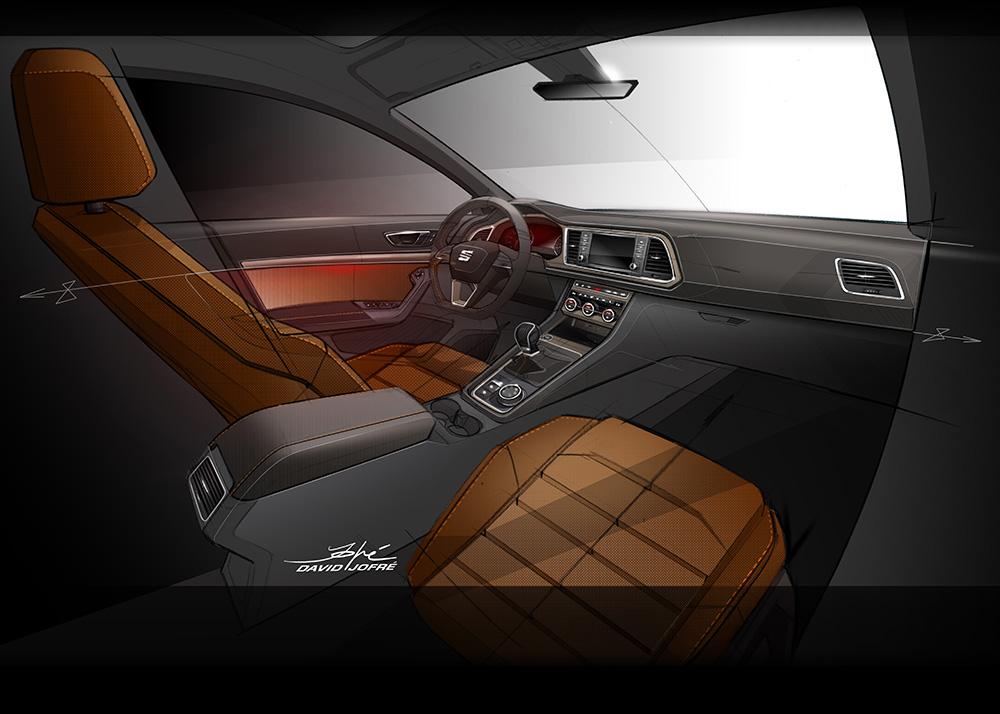 SEAT ATECA 092l