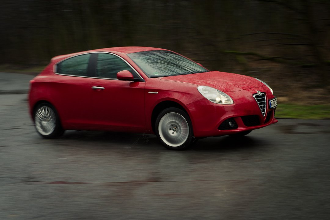 Bella macchina? Probefahrt mit dem 2012 Alfa Romeo Guilietta 1.4 Liter 16V