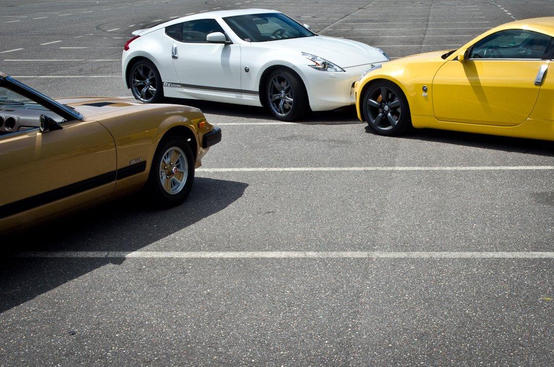 Nissan Z-Geschichte: Vom 260Z bis zum 370Z