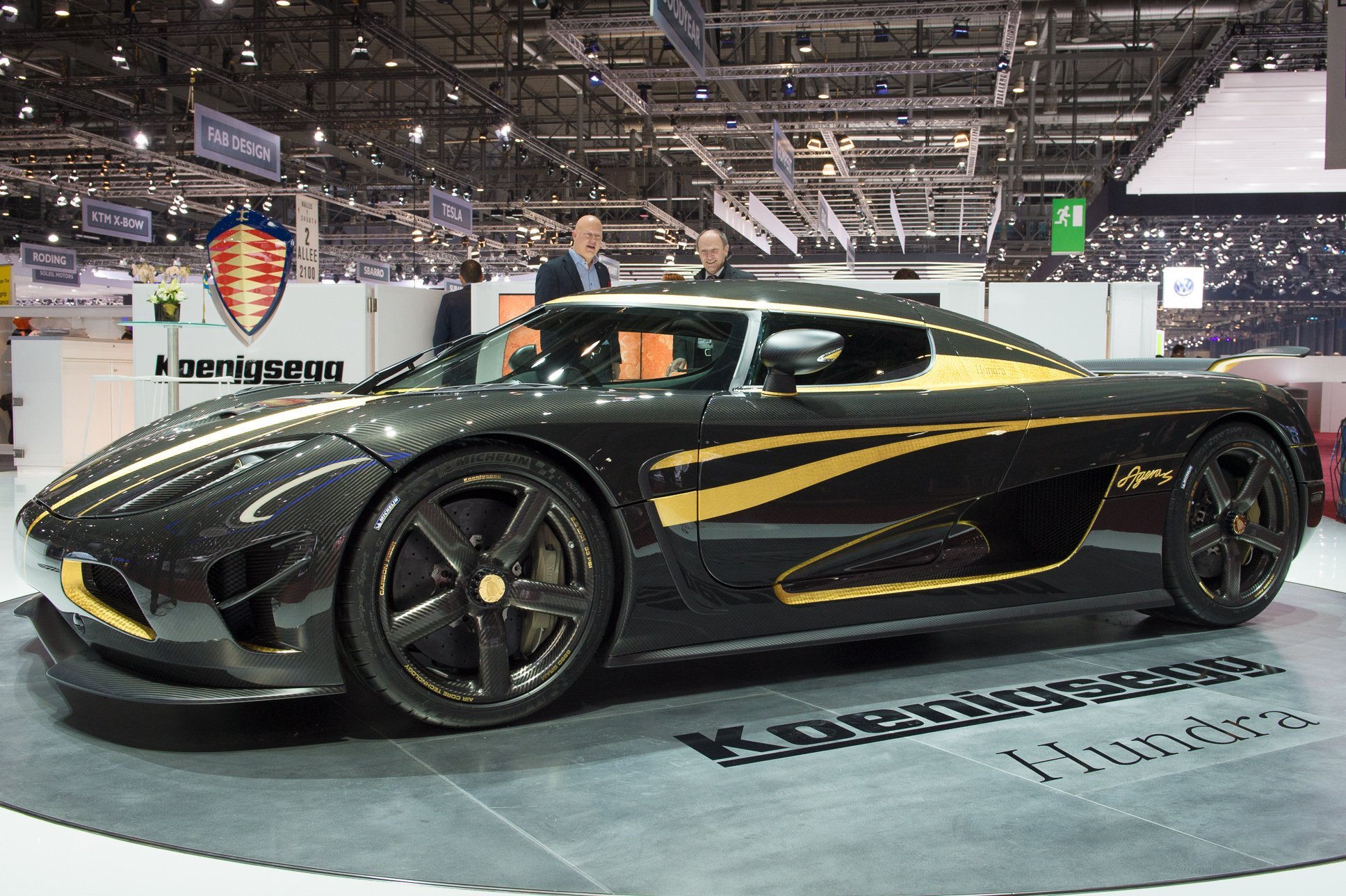 Fotos Genf 2013 Koenigsegg Agera S Hundra 100