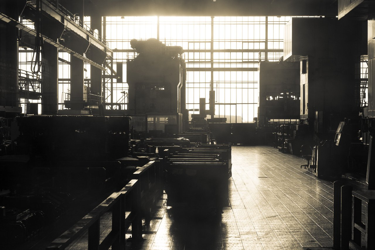 Ford Werksbesichtigung Köln-Niehl