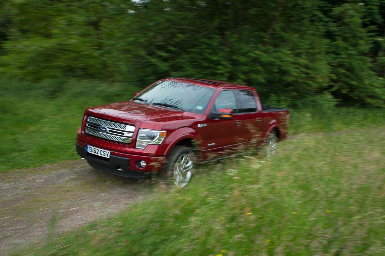 Angefahren: 2013 Ford F-150 3.5 EcoBoost V6 Limited