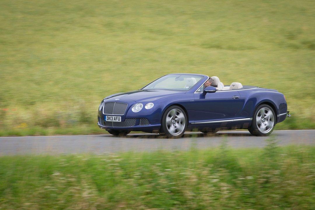 Erhaben! 2013 Bentley Continental GTC W12 – Fahrbericht meiner Probefahrt