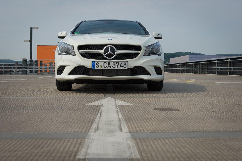 2013 Mercedes-Benz CLA 220 CDI (C117) im Alltagstest – Fahrbericht meiner Probefahrt