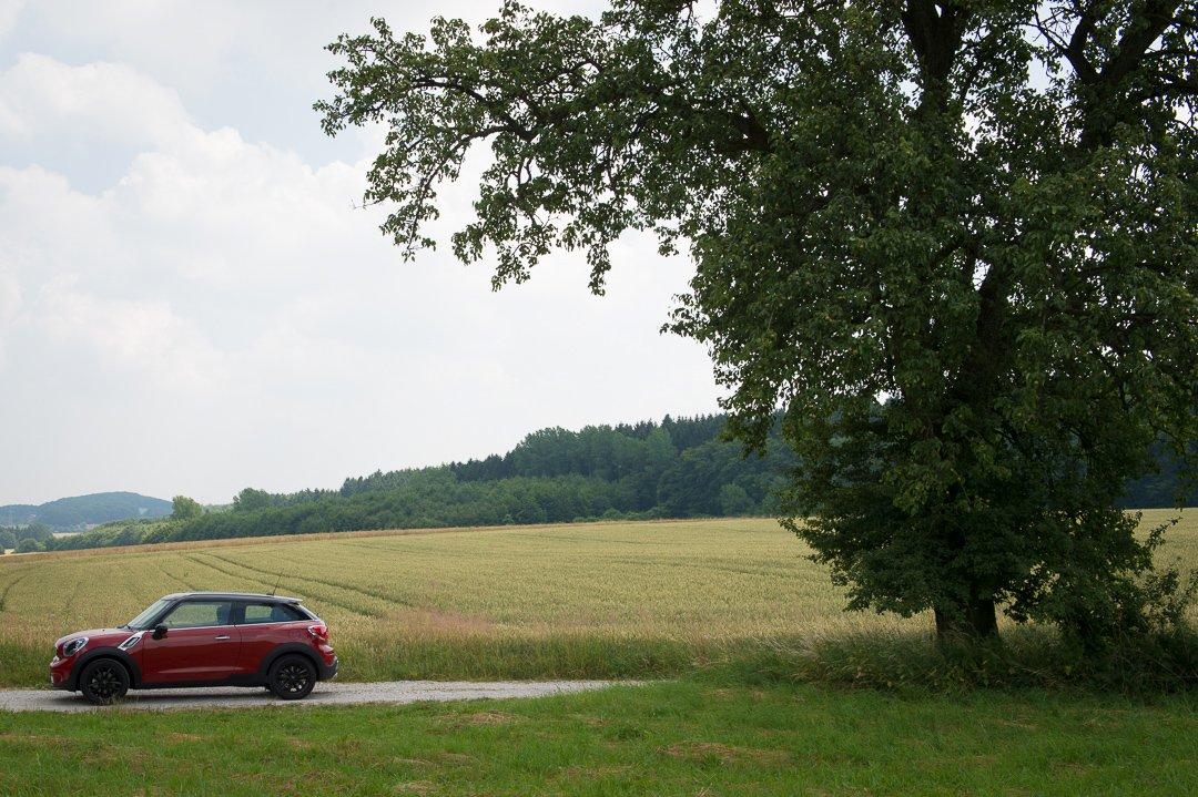 2013 MINI Cooper SD Paceman – Fahrbericht meiner Probefahrt