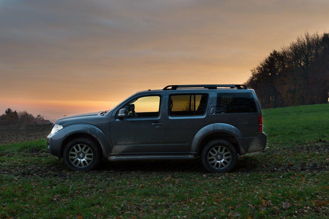 2012 Nissan Pathfinder 2.5l dCI LE – ein guter Freund auch abseits des rechten Weges