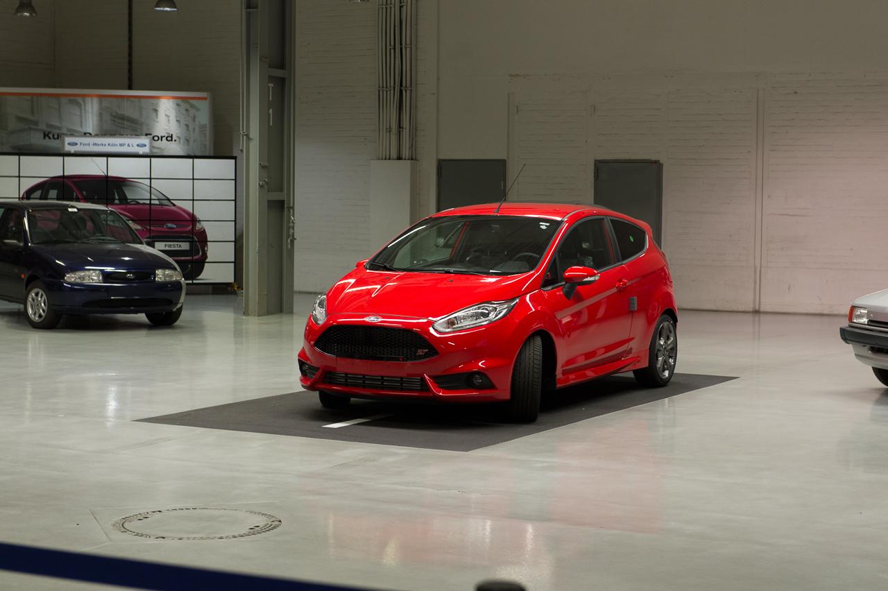Ford werksbesichtigung k ln niehl auto geil for Garage ford auch