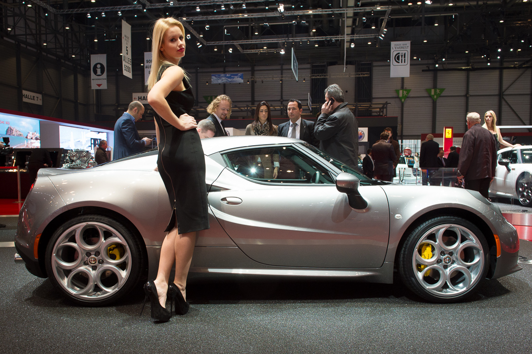 mein highlight aus genf 2013 alfa romeo 4c motorkultur. Black Bedroom Furniture Sets. Home Design Ideas