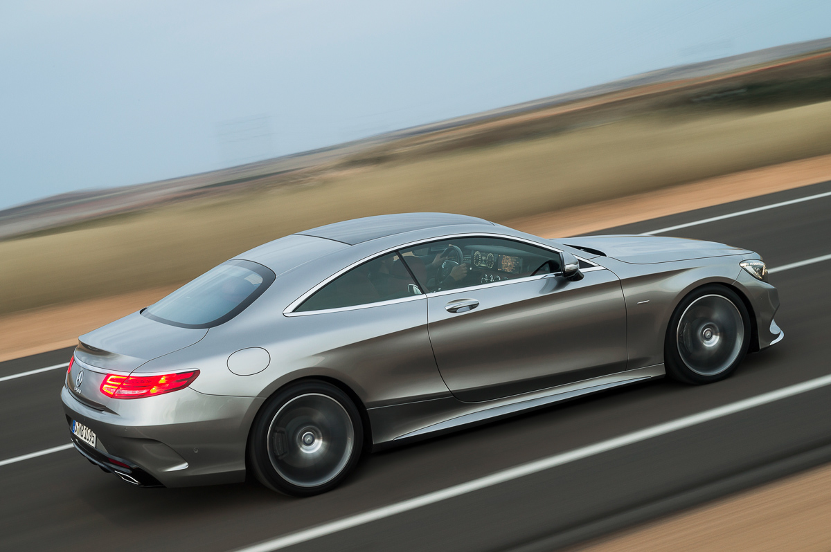 Mercedes-Benz S 500 4MATIC Coupé Edition 1 (C 217) 2013
