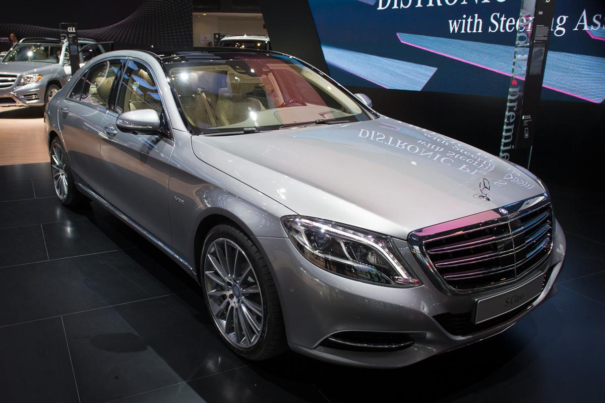 Naias 2014 fotos mercedes benz s 600 auto geil for Mercedes benz s600 2014