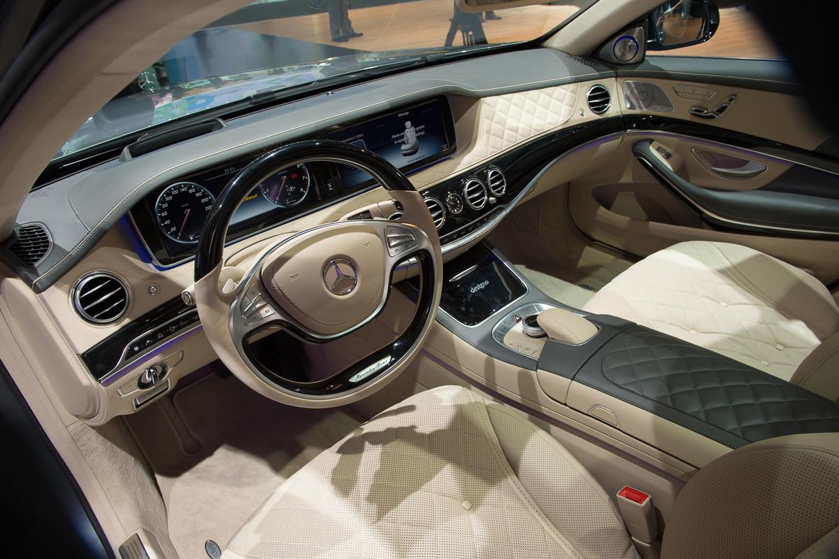 "naias 2014 fotos: mercedes-benz s 600 › ""auto .. geil"""