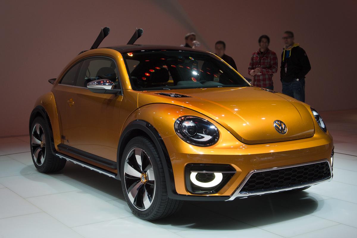 naias 2014 fotos volkswagen vw beetle dune concept auto geil. Black Bedroom Furniture Sets. Home Design Ideas