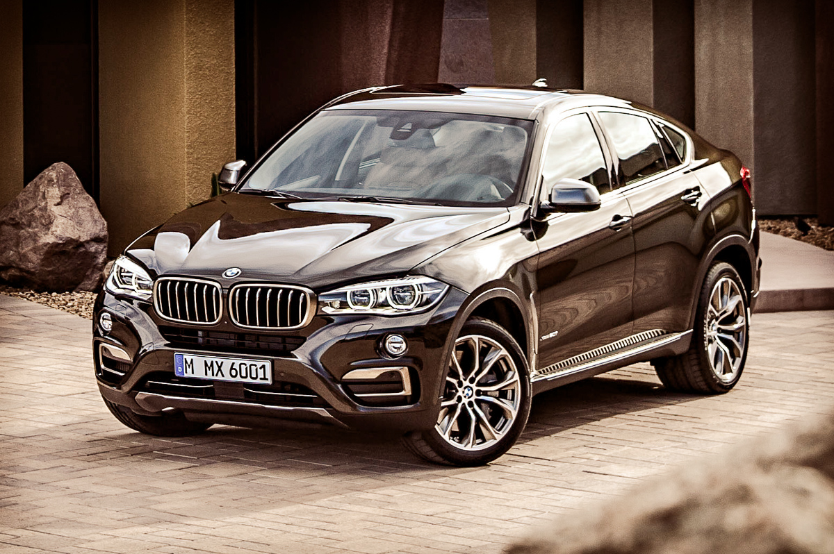 erste informationen 2015 bmw x6 f16 auto geil. Black Bedroom Furniture Sets. Home Design Ideas