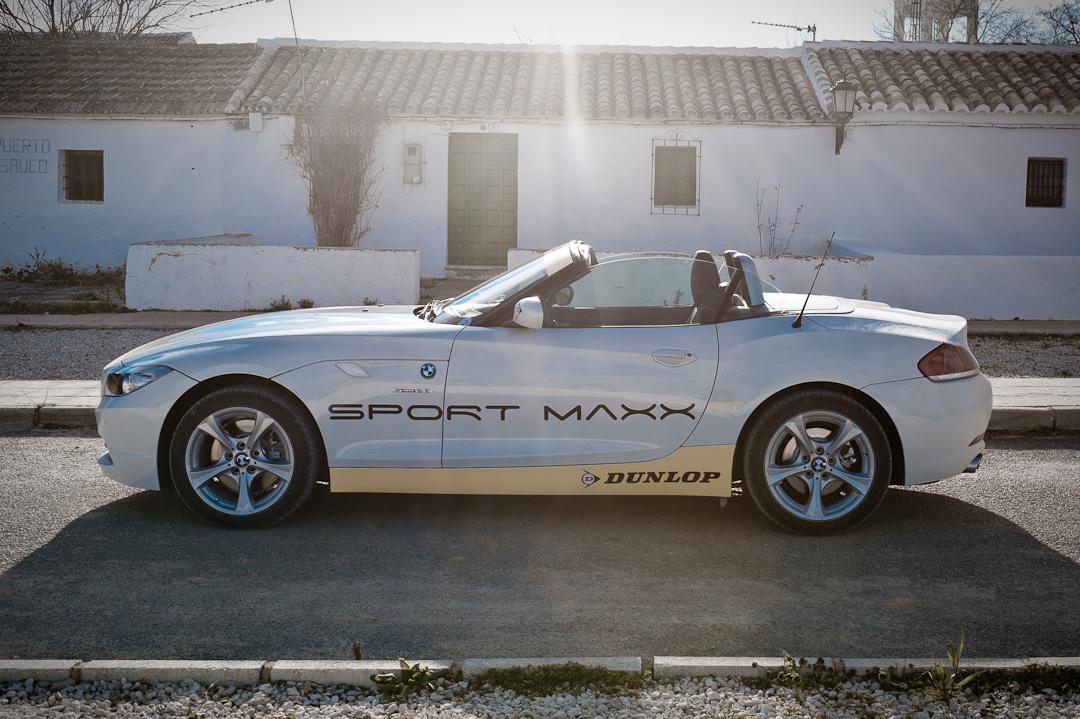Probefahrt-BMW-Z4-Sdrive28i-Dunlop-Sport-Maxx-RT-03