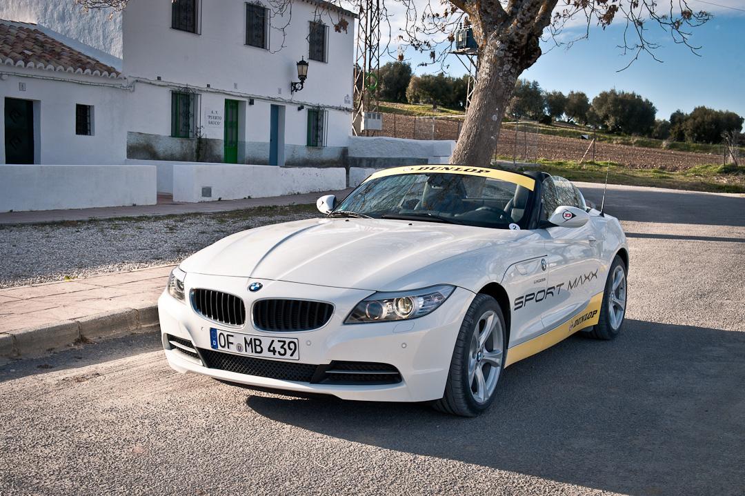 Probefahrt-BMW-Z4-Sdrive28i-Dunlop-Sport-Maxx-RT-04