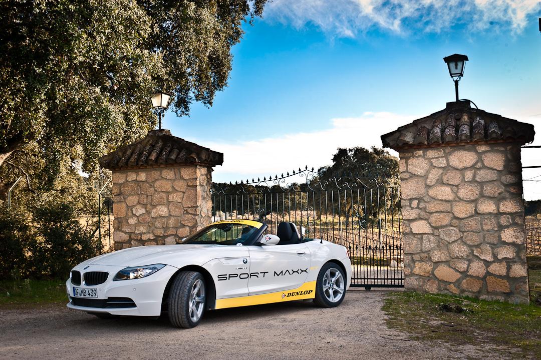 Probefahrt-BMW-Z4-Sdrive28i-Dunlop-Sport-Maxx-RT-08