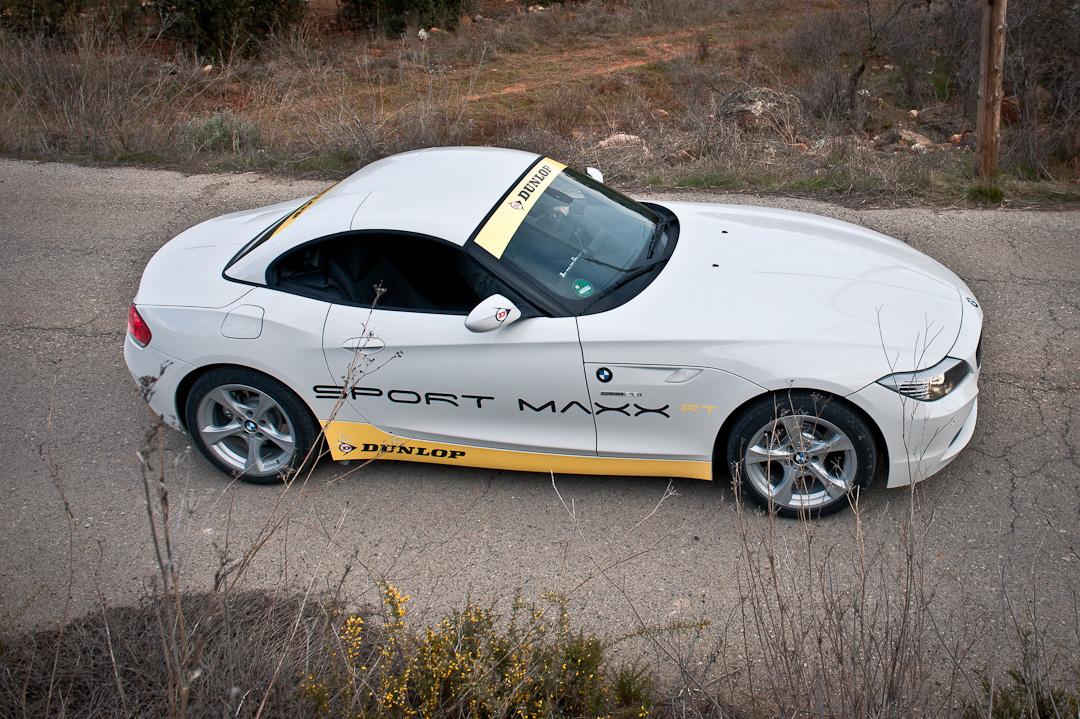 Probefahrt-BMW-Z4-Sdrive28i-Dunlop-Sport-Maxx-RT-11