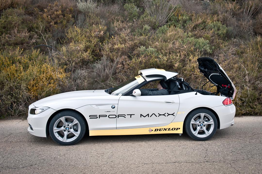 Probefahrt-BMW-Z4-Sdrive28i-Dunlop-Sport-Maxx-RT-13