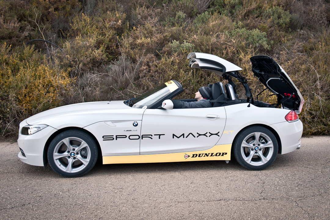 Probefahrt-BMW-Z4-Sdrive28i-Dunlop-Sport-Maxx-RT-14