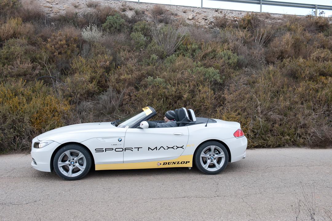 Probefahrt-BMW-Z4-Sdrive28i-Dunlop-Sport-Maxx-RT-19