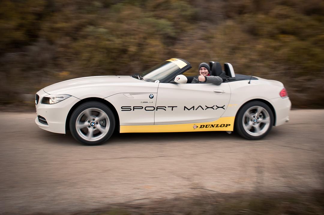 Probefahrt-BMW-Z4-Sdrive28i-Dunlop-Sport-Maxx-RT-21