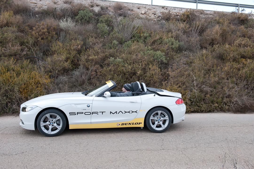 Probefahrt-BMW-Z4-Sdrive28i-Dunlop-Sport-Maxx-RT-17