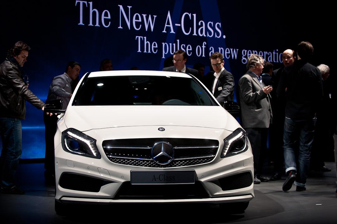 Mercedes-Benz-A-Klasse-W176-Auto-Salon-Genf-Weltpremiere-003