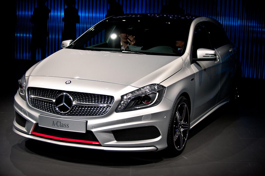 Mercedes-Benz-A-Klasse-W176-Auto-Salon-Genf-Weltpremiere-016