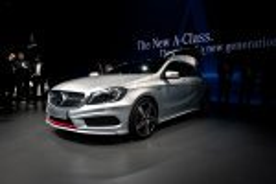 Mercedes-Benz-A-Klasse-W176-Auto-Salon-Genf-Weltpremiere-019