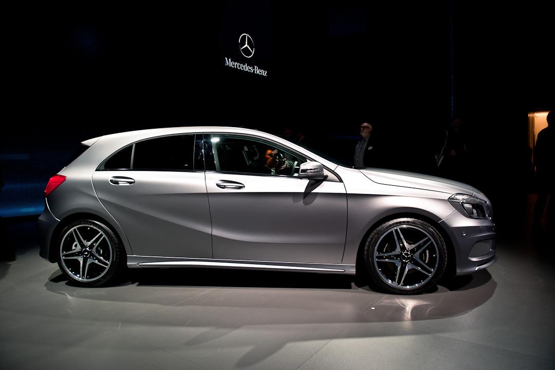Mercedes-Benz-A-Klasse-W176-Auto-Salon-Genf-Weltpremiere-021