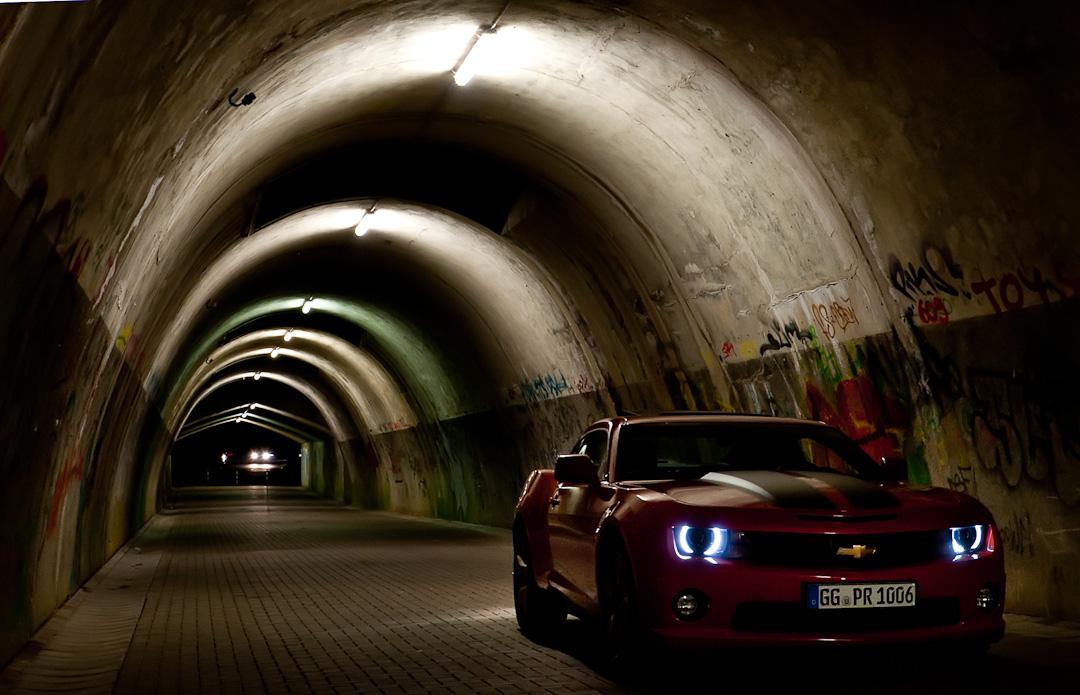 Probefahrt: Chevrolet Camaro V8