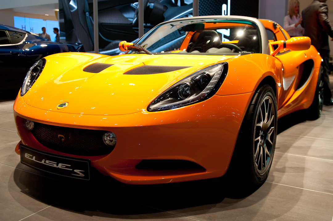 auto salon genf 2012 lotus elise s auto geil. Black Bedroom Furniture Sets. Home Design Ideas