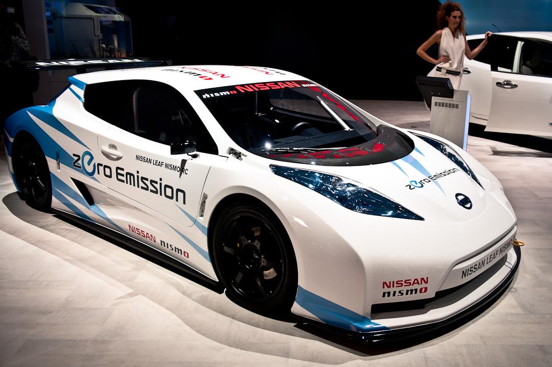 100 Tage – Nissan Leaf
