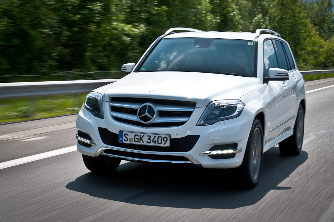 nach frankreich im neuen 2012 mercedes benz glk x204. Black Bedroom Furniture Sets. Home Design Ideas