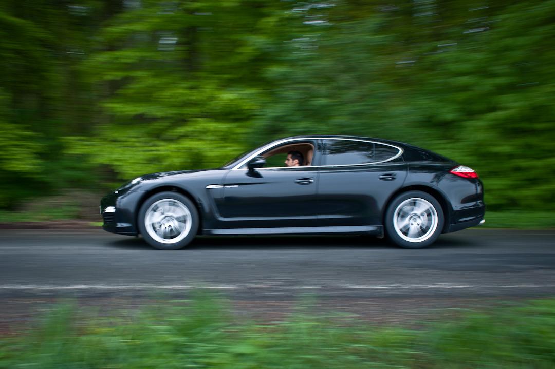 Angefahren: Porsche Panamera S Hybrid