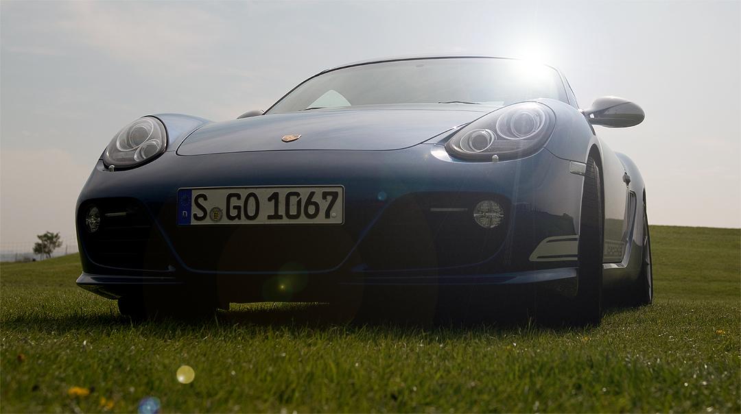 Probefahrt: Der Porsche Cayman R – Radikal!