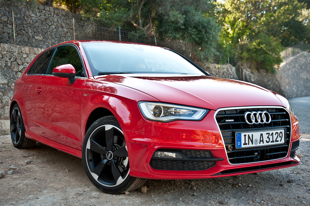 Audi a3 rs3 sportback occasion 10