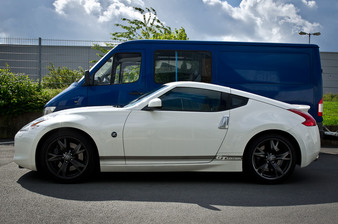 2012 nissan 370z gt edition urban street machine auto geil. Black Bedroom Furniture Sets. Home Design Ideas