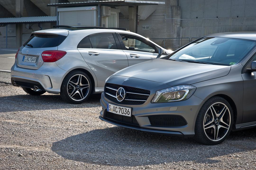 2012-Mercedes-Benz-A-Klasse-A-200-220-CDI-polar-silver-designo-mountain-grey-magno-17