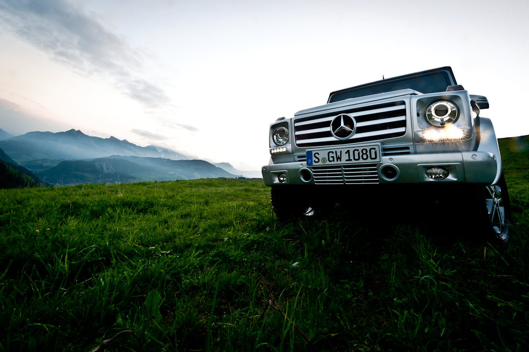 Im Bloglight Juli 2012: Mercedes-Benz